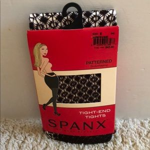 Spanx Tight End Tights (Bittersweet, Size E)